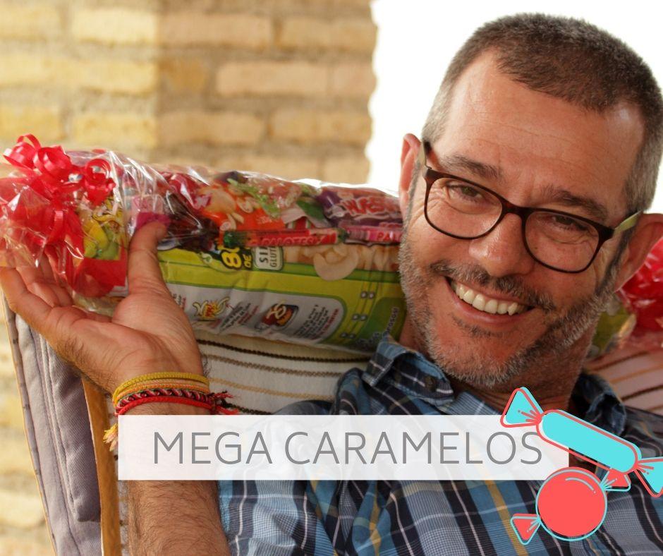 Mega Caramelos Colors Sweets